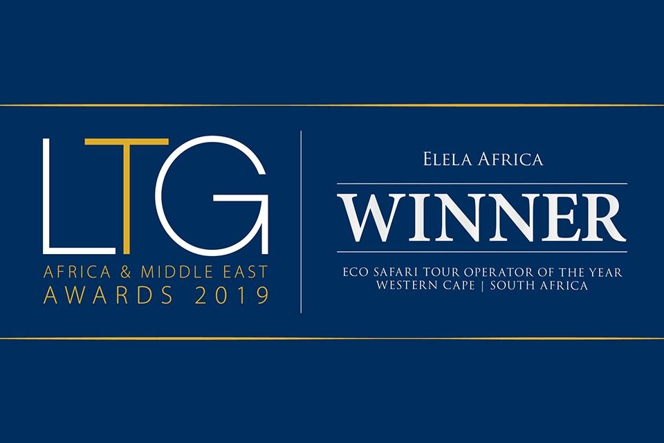 LTG Award Elela Africa