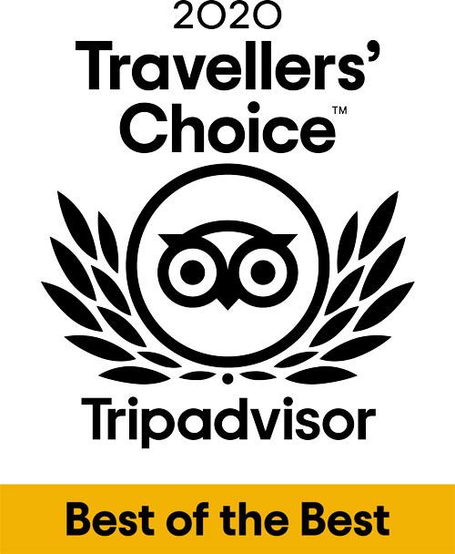 Tripadvisor Travellers Choice Elela Africa