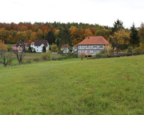 Fachwerk Haus Trottenwald Elela Safari